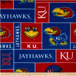 Collegiate Fleece University of Kansas