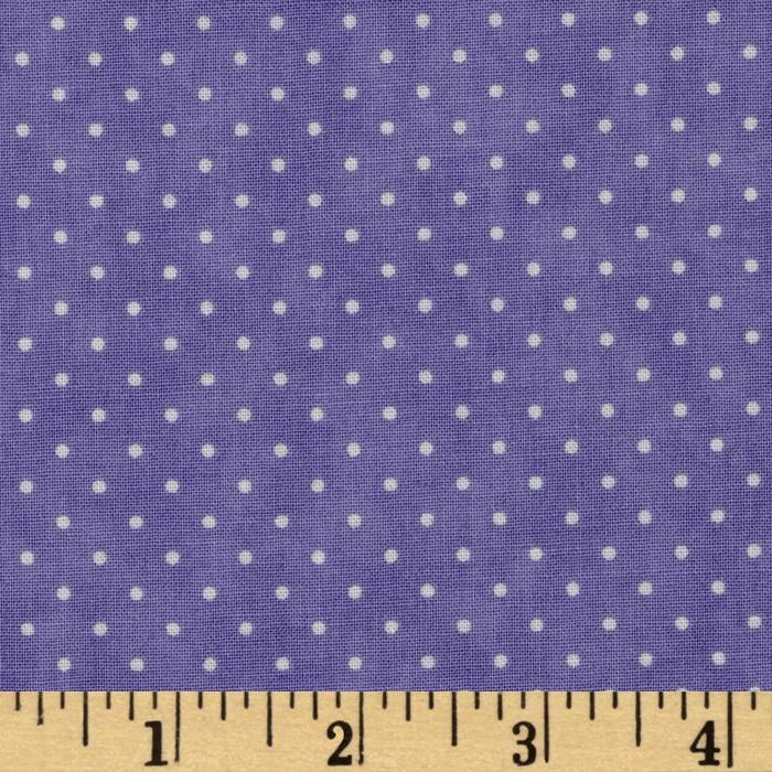 Moda Essential Dots (# 8654-32) Lilac