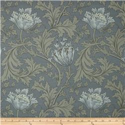 Moda Best of Morris Anemone Light Blue