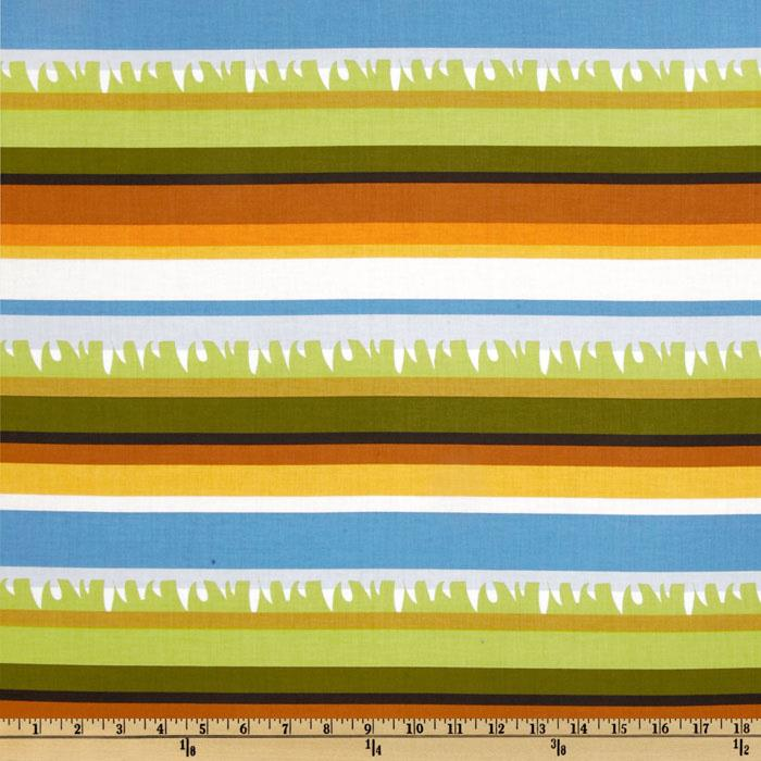 Safari Adventure Stripe Multi