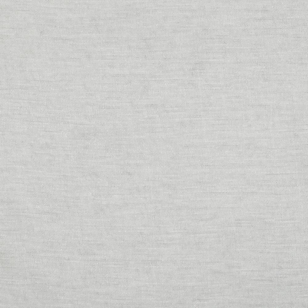 Rayon Jersey Knit Shimmer White
