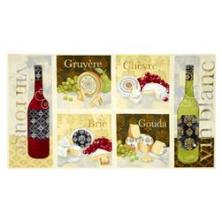 It's Wine O'Clock Craft Panel Multi