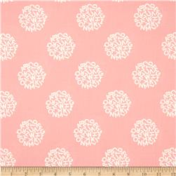 Animal ABCs Medium Toss Organic Cotton Pink