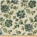 Palm Court Medium Floral Beige