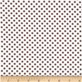 Spot On II Mini Dots White/Brown