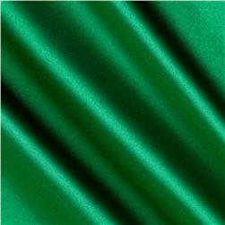 Silky Satin Charmeuse Solid Emerald