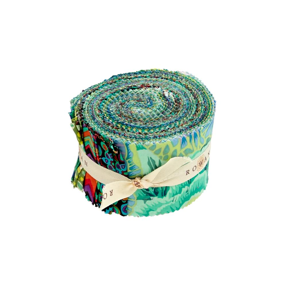 Kaffe Fassett 2.5'' Design Roll Green