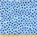 Woodsy Wonders Dots Blue