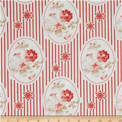 Tanya Whelan Winter Garden Cameo Red