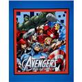 Marvel Comics Avengers Assemble Panel Blue