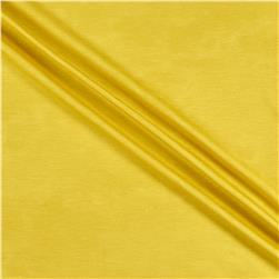 Stretch Bamboo Rayon Jersey Knit Yellow