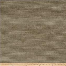 Fabricut Highlight Velvet Velvet Taupe