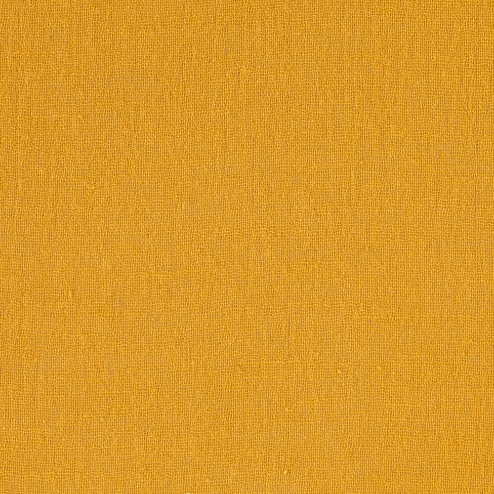 Island Breeze Gauze Gold Fabric by Ben in USA