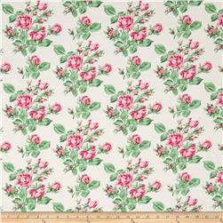 Verna Mosquera Snapshot Floral Romance Pearl