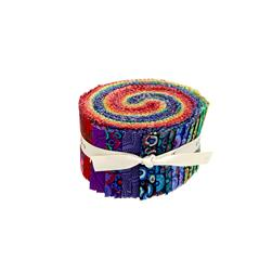 "The Kaffe Fassett Collective Spots Kaleidoscope 2.5"" Design Roll"