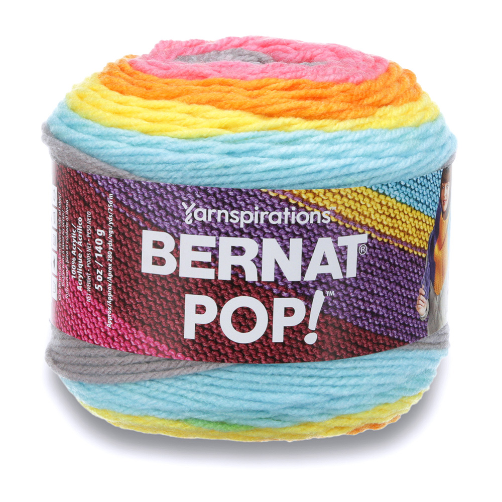 INOpets.com Anything for Pets Parents & Their Pets Bernat Pop! Yarn Pop Art