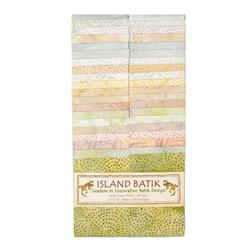 "Island Batik Feedsack 2.5"" Strip Pack"