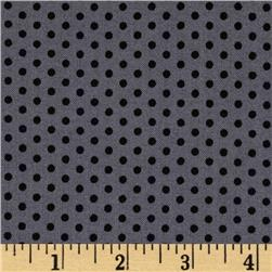 Kaufman Spot On Pindot Pepper Fabric