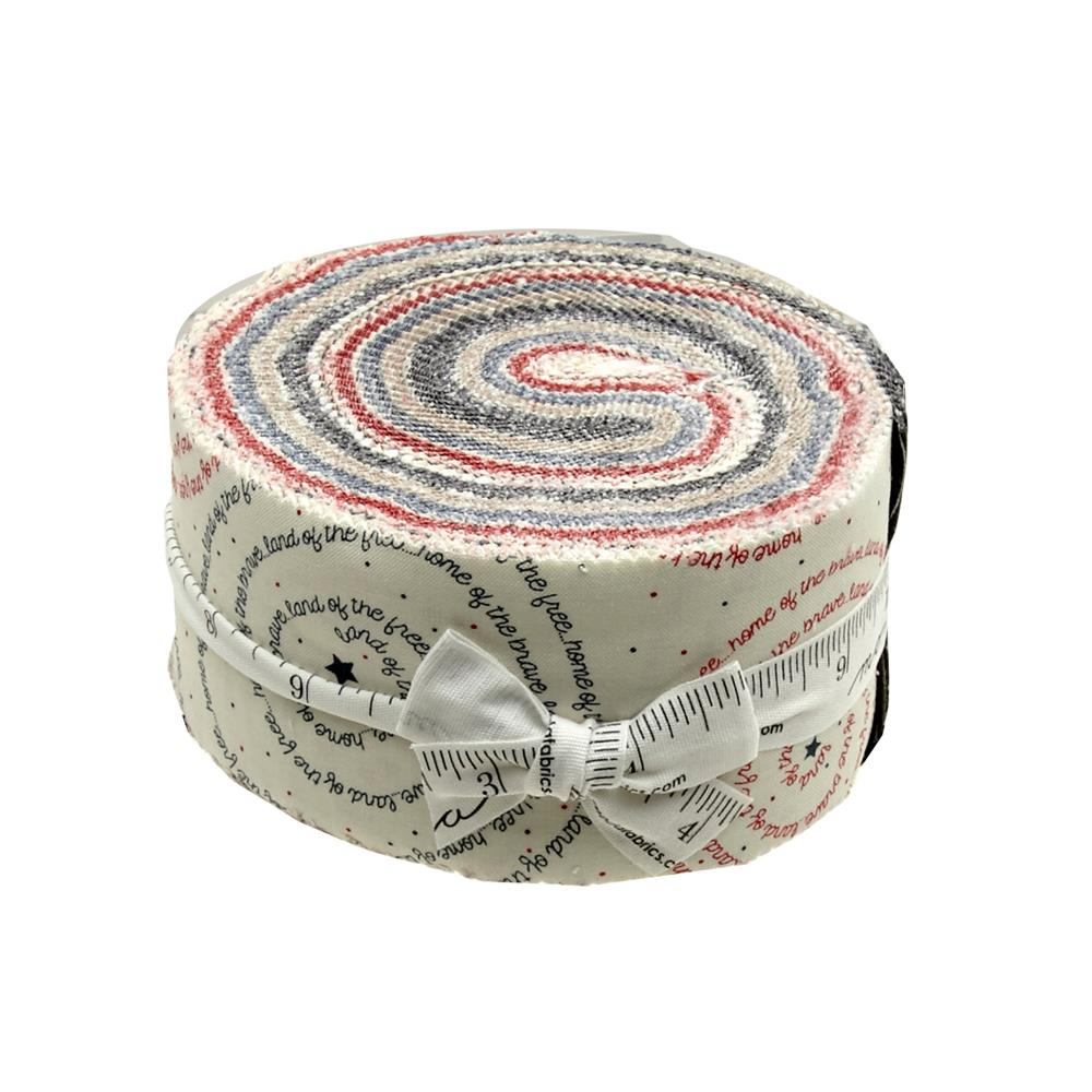 "Moda Freedom 2.5"" Jelly Roll"