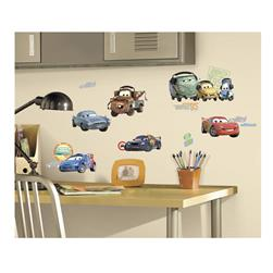 Disney Cars 2 Wall Decals