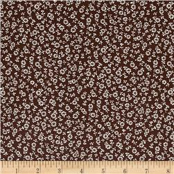 Kaufman Sevenberry Petite Garden Flower Stems Brown