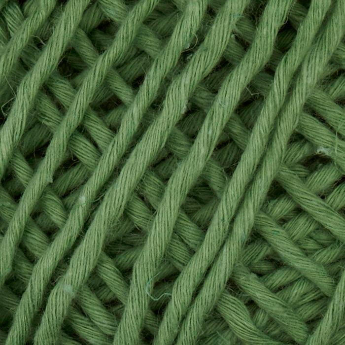 Martha Stewart Cotton Hemp Yarn (530) Picnic Green