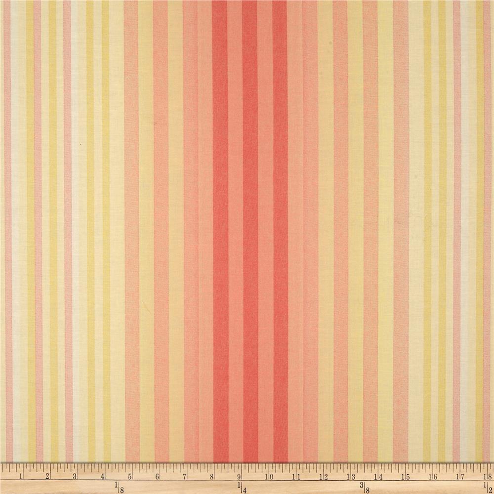 Moda Lulu Watercolor Stripe Sunhine