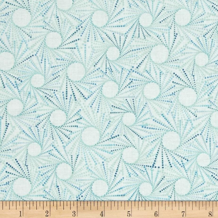 Flutter Circles Light Blue
