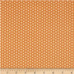 Sophia Dot Geo Orange