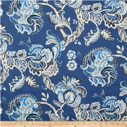 Waverly Summer Canvas Chintz Indigo