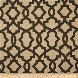 Premier Prints Sheffield Blend Cave/Oatmeal Fabric