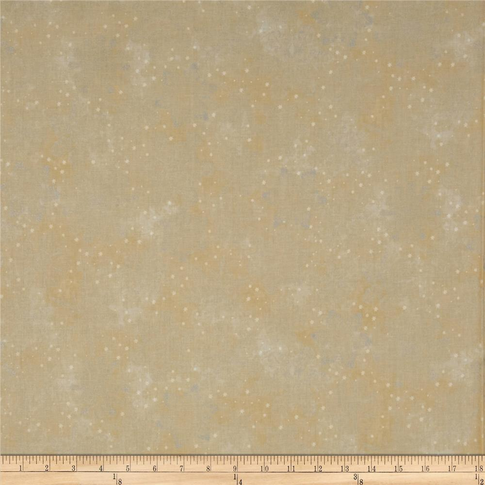 Holiday Accents Classics 2013 Metallic Large Snowflake Cream