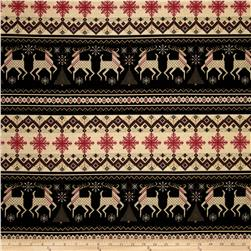 Winter Wonderland Border Stripe