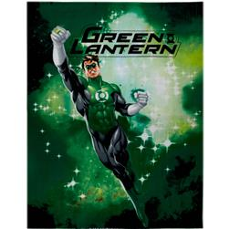 Green Lantern In Space Fleece Panel Green