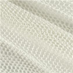 Fish Net Large White