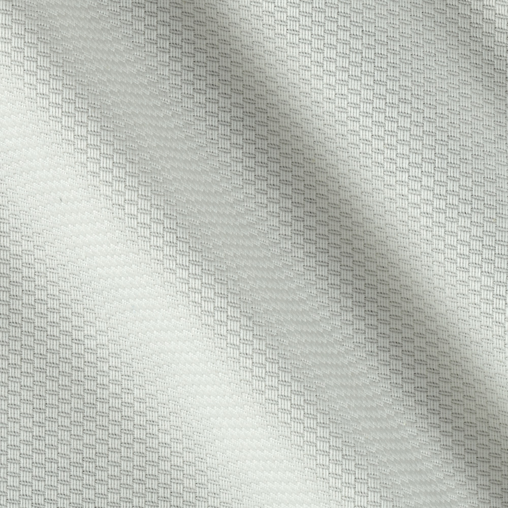 Cotton Pique Ivory Fabric by Textile Creations in USA