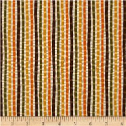 Moda Perfectly Seasoned Stripe Multi/Maize