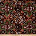 Australia Bush Sacred Woman's Song Brown