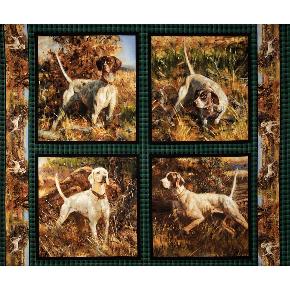 Wild Wings Point North Dog Pillow Panel Multi - Discount ...