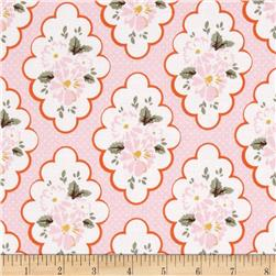 Riley Blake Wiltshire Daisy Floral Pink