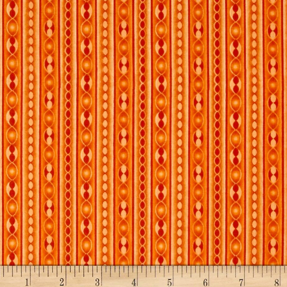 Transformation Stripe Orange