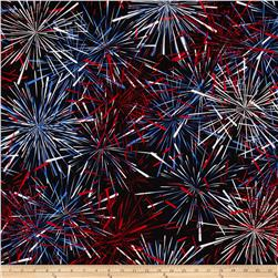 Kanvas Celebrate III Starburst Red/White/Blue