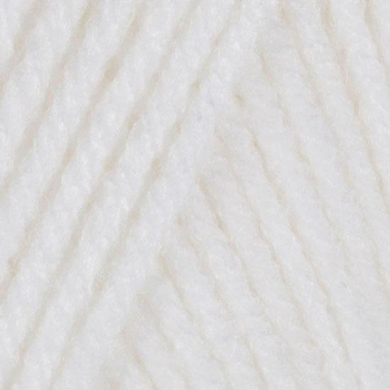 Lion Brand Vanna's Choice ® Baby Yarn(100) Angel White