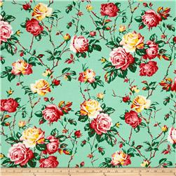 Verna Mosquera Fruta y Flor Cottage Rose Mint