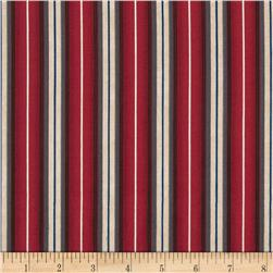Wingman Military Stripe Red