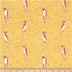 Dear Stella Pura Vida Birds In Paradise Gold