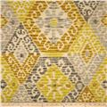 Home Accents Mandalay Ikat Mustard