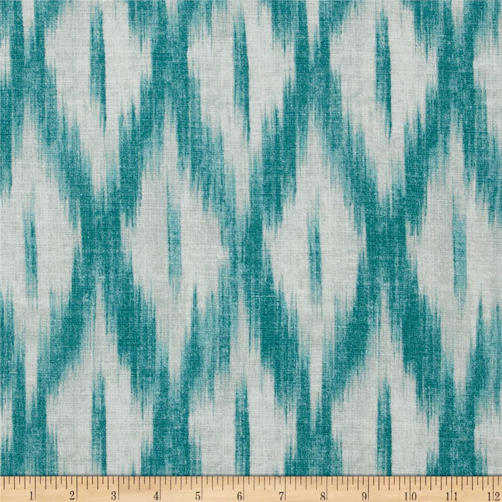 Swavelle/Mill Creek Tizia Ikat Teal