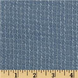 Boucle Suiting Blue