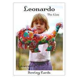Valori Wells Leonardo Sewing Card Pattern